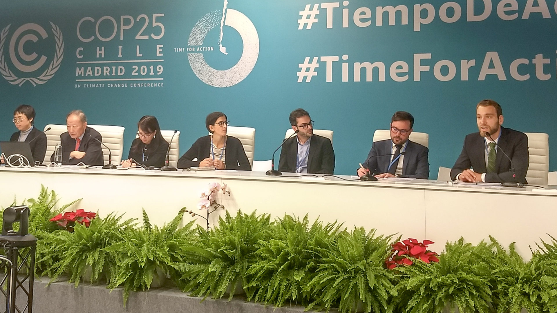 Green cooling at COP25